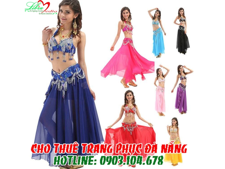 Trang phục Belly dance